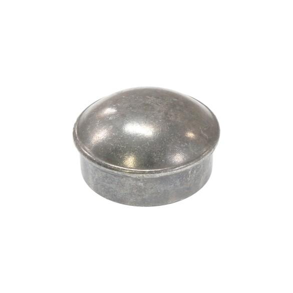 "1 3/8"" Die Cast Aluminum Dome External Round Post Caps"