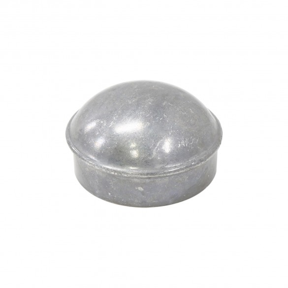 "1 5/8"" Die Cast Aluminum Dome External Round Post Caps"