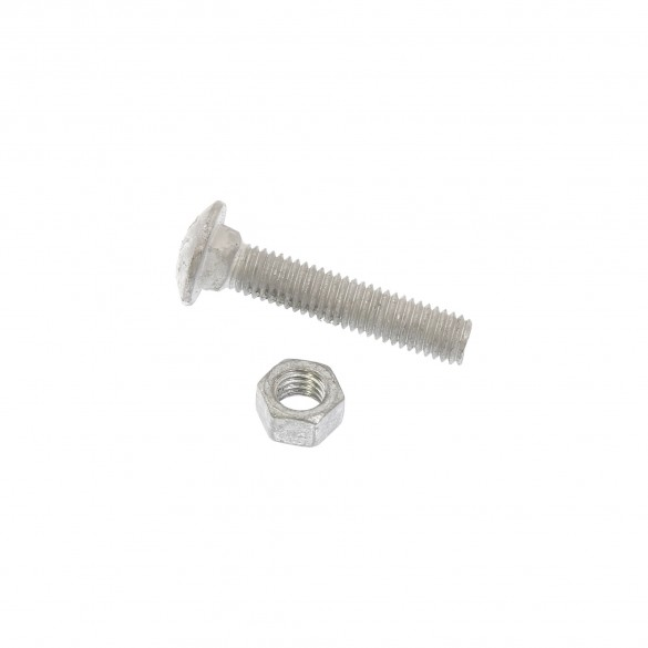 """3/8"""" x 2"""" Carriage Bolts and Nuts"""