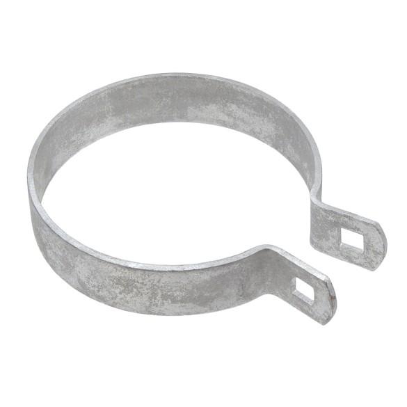 "4"" Heavy Brace Band Galvanized Steel"