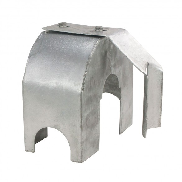 Top - Steel Economy Cantilever Safety Cover - One Size Fits All