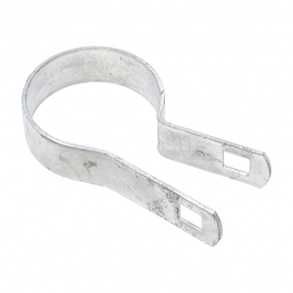 """2"""" Tension Band Galvanized Steel (Fits 1 7/8"""" OD)"""