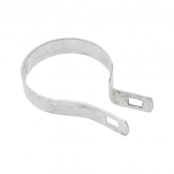 "3"" Tension Band Galvanized Steel (Fits 2 7/8"" OD)"