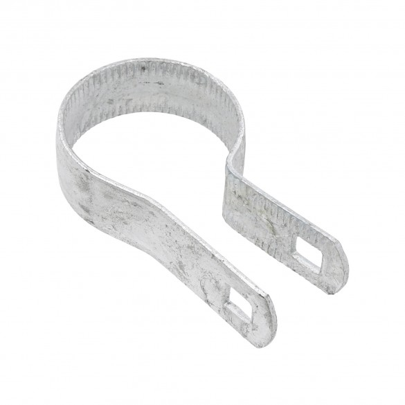 """2"""" Beveled Tension Band Galvanized Steel (Fits 1 7/8"""" OD)"""