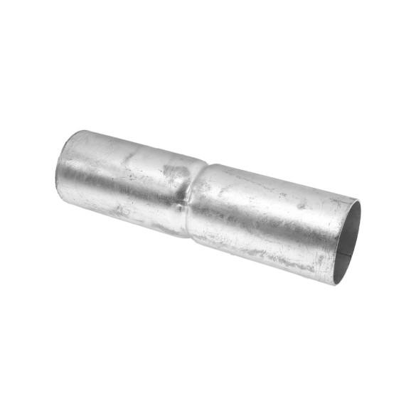 "Chain Link 1 5/8"" x 7"" Top Rail Sleeve (Galvanized Pressed Steel)"