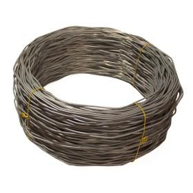 Chain Link 1000' Spring Tension Wire [7 Gauge] (Galvanized Steel)