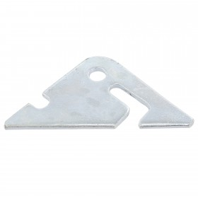 Chain Link Plated Welded Gate Chain Latch (Galvanized Steel)