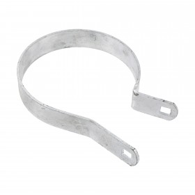 "Chain Link 4 1/2"" Heavy Tension Band [11 Gauge] (Galvanized Steel)"