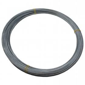 Chain Link 598' Utility Wire [9 Gauge] (Galvanized Steel)