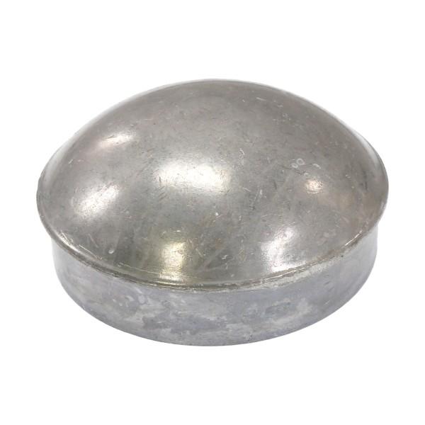 "4"" Die Cast Aluminum Dome External Round Post Caps"