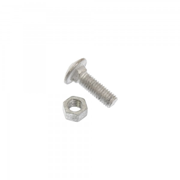 "3/8"" x 1 1/4"" Carriage Bolts and Nuts"