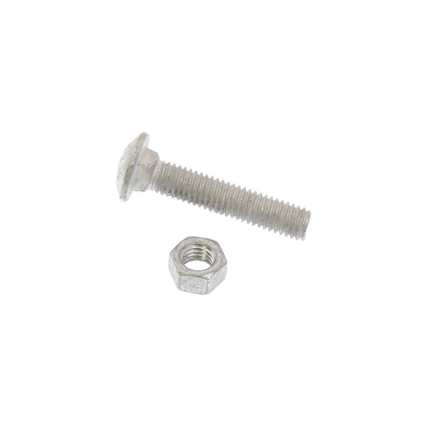 "3/8"" x 2"" Carriage Bolts and Nuts"