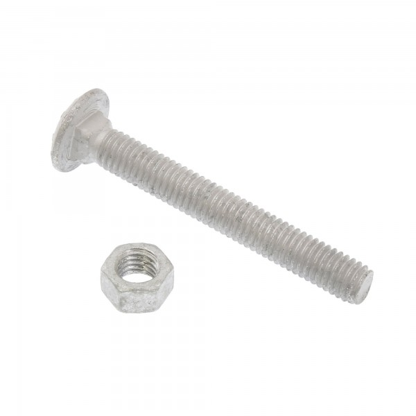 "3/8"" x 3"" Carriage Bolts and Nuts"