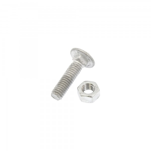 "5/16"" x 1 1/4"" Carriage Bolts and Nuts"
