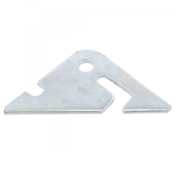 Gate Chain Latch (Plated) - Welded
