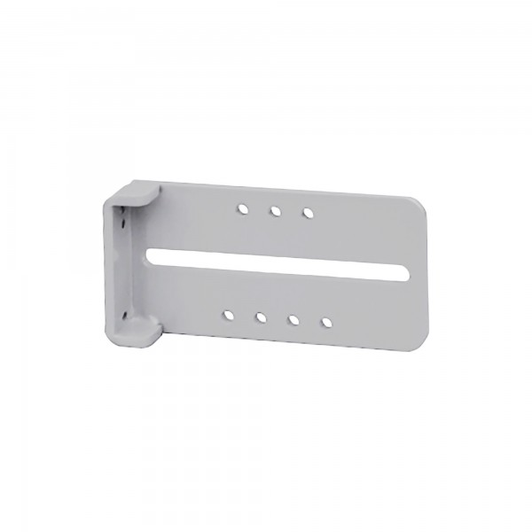 Chain Link Silver Strike Latch Receiver Bracket for DAC Exit Bar Systems (Steel)