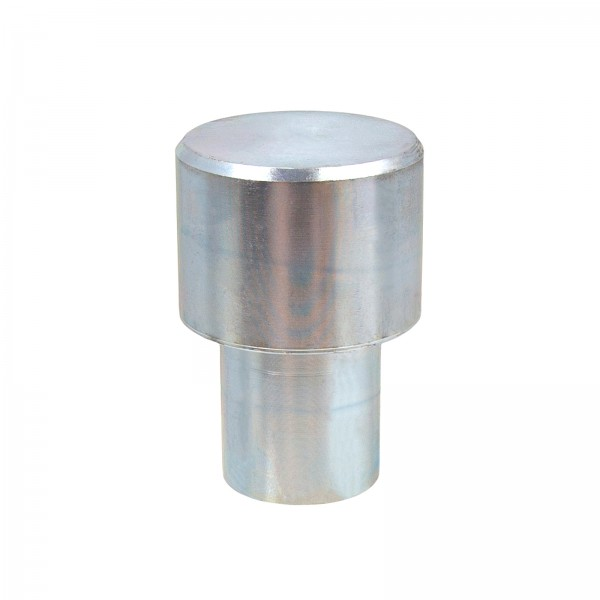 """Jiggly Greenhouse® Ground Post Driver For  1 5/8"""" OD Pipe - Post Driver Cap"""