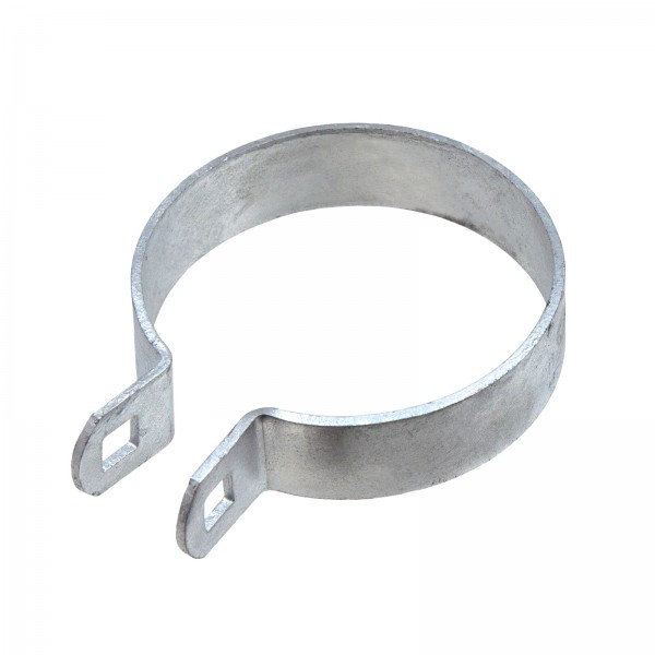 "3 1/2"" Heavy Brace Band Galvanized Steel"