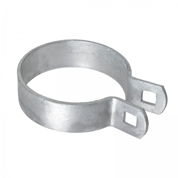 "3"" Heavy Brace Band Galvanized Steel (Fits 2 7/8"" OD)"