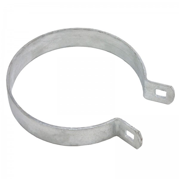 "4 1/2"" Heavy Brace Band Galvanized Steel"