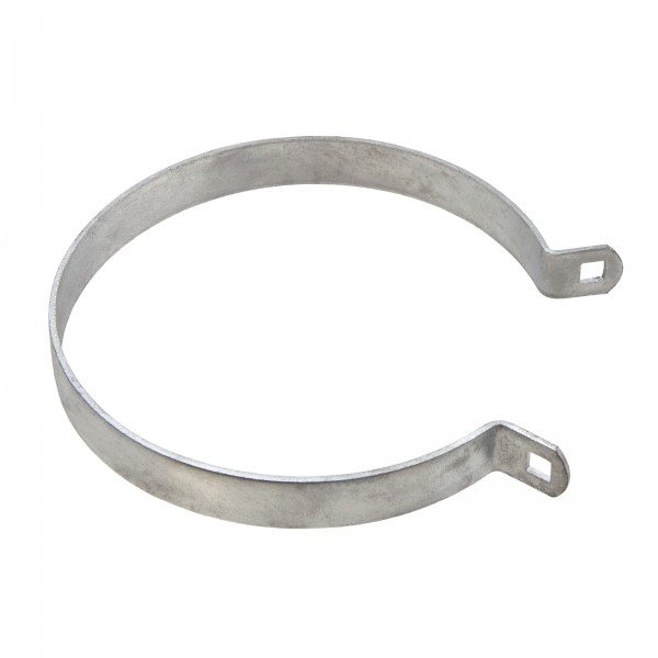 "6 5/8"" Heavy Brace Band Galvanized Steel"