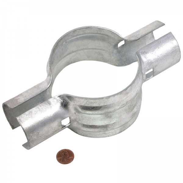 "3 1/2"" x 1 5/8"" Line Rail Clamps"