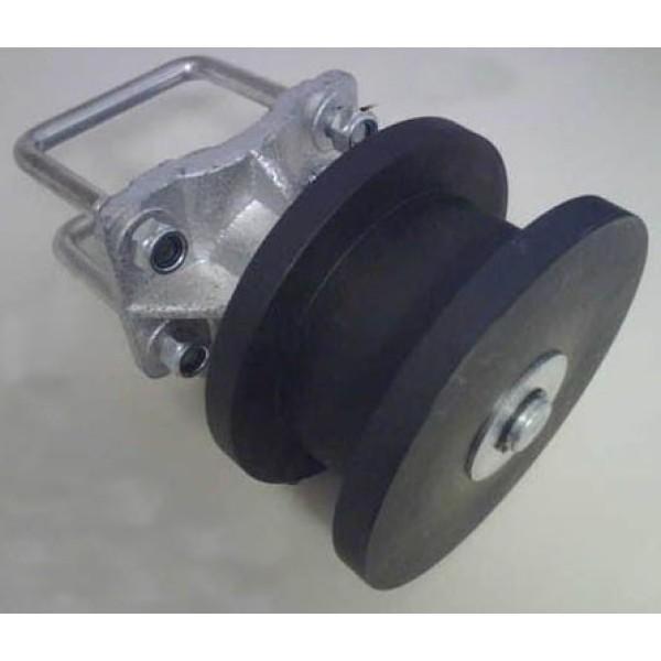 "Nylon Cantilever Roller (6"" Square Post) (2"" Square Gate Frame)"
