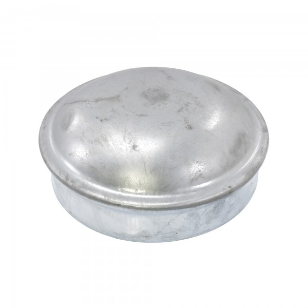 "6 5/8"" Steel Dome External Round Post Caps"