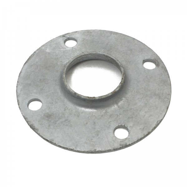 "2"" Round Disk Pressed Steel Floor Flange"