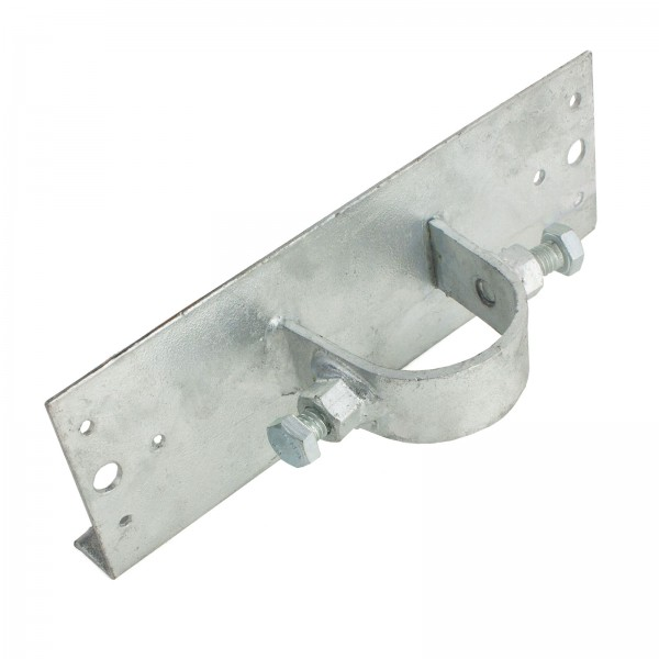"""Wood to Steel Adapter 2"""" x 8"""" Line (Fits 1 7/8"""" OD)"""