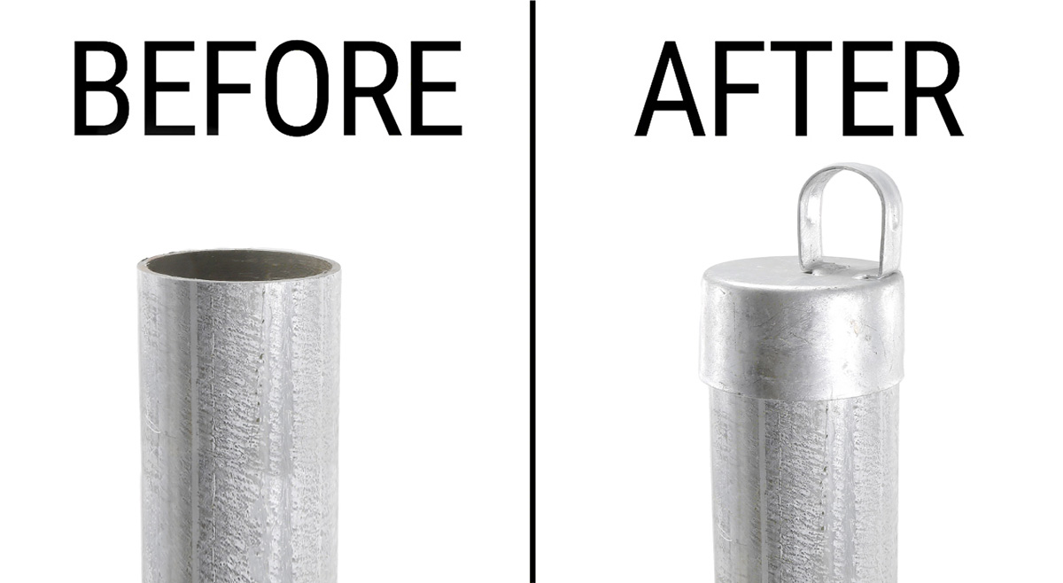 Before and After Installation