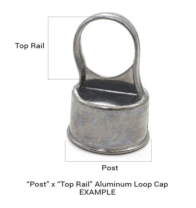 Aluminum Loop Cap Diagram